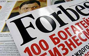 Forbes опубликовал рейтинг представителей IT-индустрий.