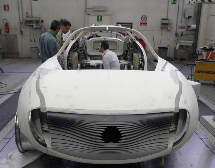 Renault Ondelios - семейное авто будущего