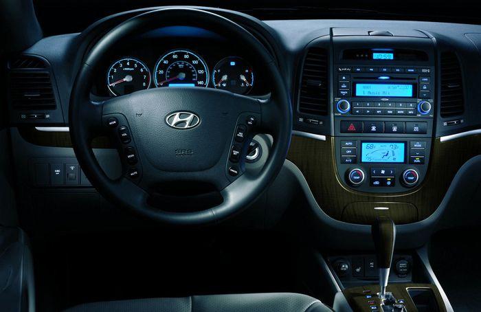 Hyundai Santa Fe – комфортабельный внедорожник с массой инновационных решений